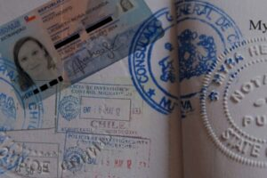 consulado chileno documentos