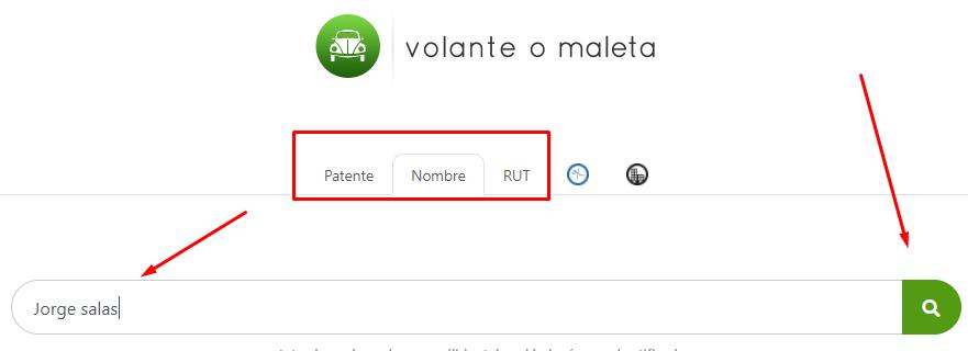 Buscar patente por Nombre