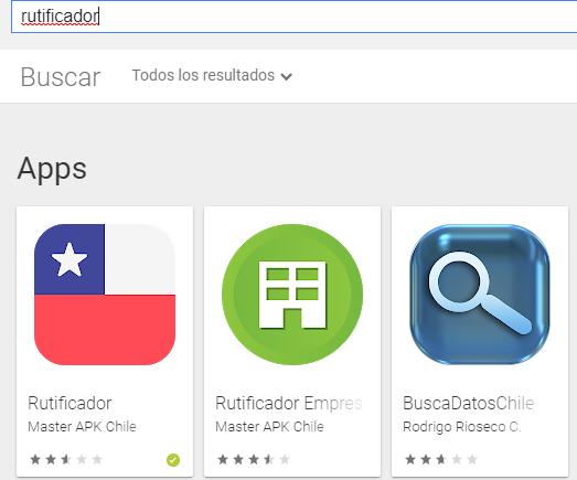 Google play buscar dirección