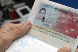 trámite de pasaporte venezolano en chile