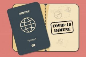 pasaporte sanitario covid-19