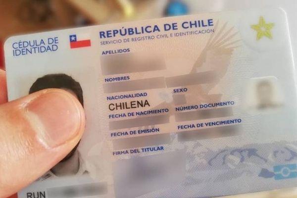 qué es la cédula chilena para extranjeros