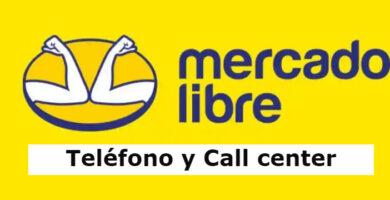 Teléfono de MercadoLibre